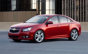 The 2013 Chevy Cruze is one of the best family cars you can buy.